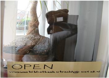 Literatuur  door en over vrouwen, voor iedereen: Vrouwenbibliotheek Utrecht