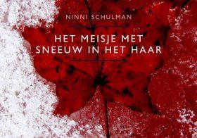 'Het meisje met sneeuw in het haar' door Ninni Schulman