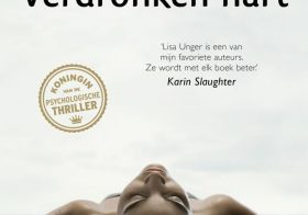 'Verdronken hart' door Lisa Unger