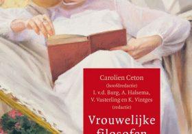 'Vrouwelijke filosofen' door Carolien Ceton