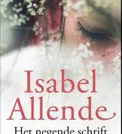 'Het negende schrift van Maya'door Isabel Allende