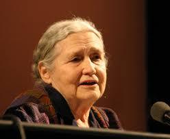 Doris Lessing overleden
