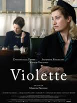 Film over Violette Leduc