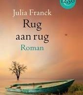 'Rug aan rug' door  Julia Franck