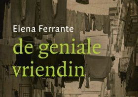 'De geniale vriendin'  door Elena Ferrante