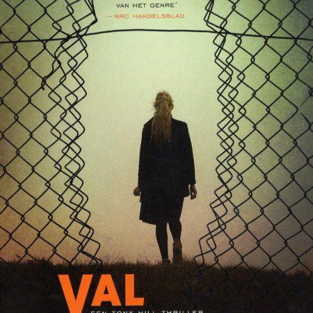 'De Vervangster' door Val Mc Dermid