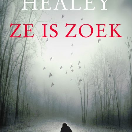 'Ze is zoek' door Emma Healey