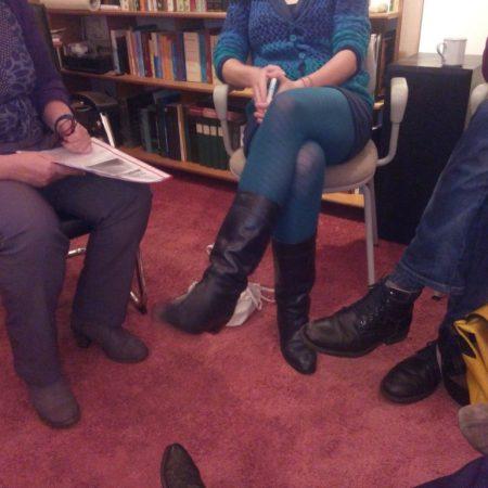 Poëziegroep las Jannah Loontjens