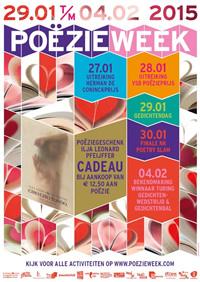 Gedichtendag, poëzieweek en VSB poëzieprijs