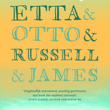 'Etta & Otto & Russell & James' door Emma Hooper