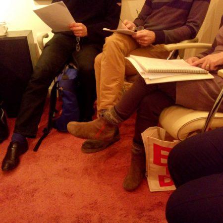 De Poëziegroep leest Elisabeth Eybers (voor)