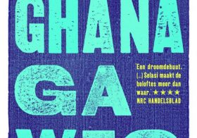'Ghana ga weg' door Taiye Selasi — Van migrant tot nomade