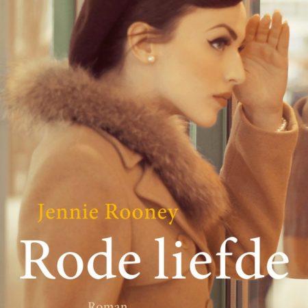 'Rode liefde' door Jennie Rooney