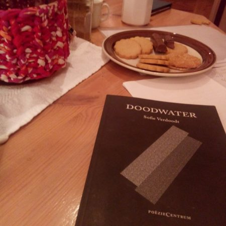 De Poëziegroep leest Sofie Verdoodt
