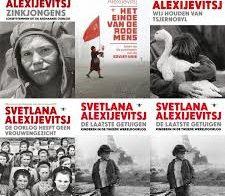 Nobelprijs voor Svetlana Alexijevitsj