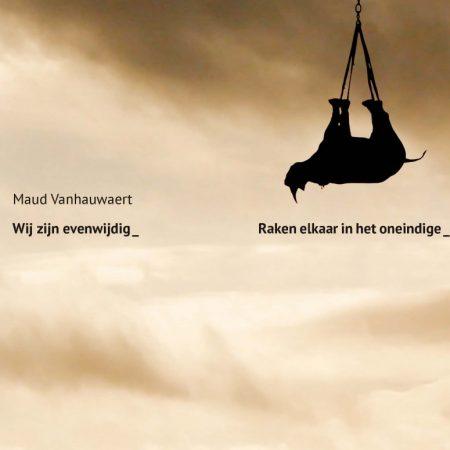 'Wij zijn evenwijdig' door Maud Vanhauwaert