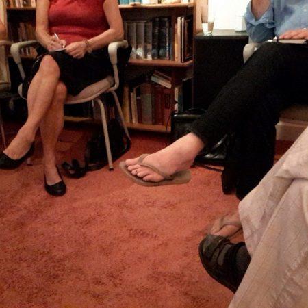 De Poëziegroep leest Madeleine Gabeler