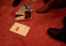 De poëziegroep las Hagar Peters