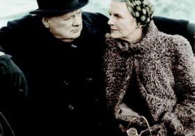'Clementine, een leven met Winston Churchill' door Sonia Purnell