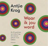 'Waar ik jou word'  Antjie Krog