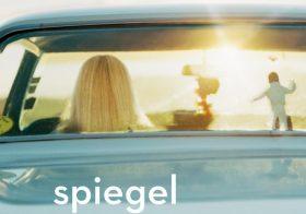 'Spiegel Spiegel Schouder' door Dorthe Nors