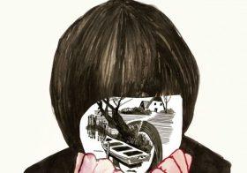 'De avond is ongemak' door Marieke Lucas Rijneveld