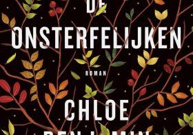 'De onsterfelijken' door Chloe Benjamin