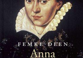 'Anna van Saksen' door Femke Deen