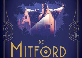 'De Mitford- moorden' door Jessica Fellowes