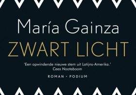 'Zwart licht' door María Gainza