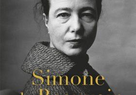 'Simone de Beauvoir' door Kate Kirkpatrick